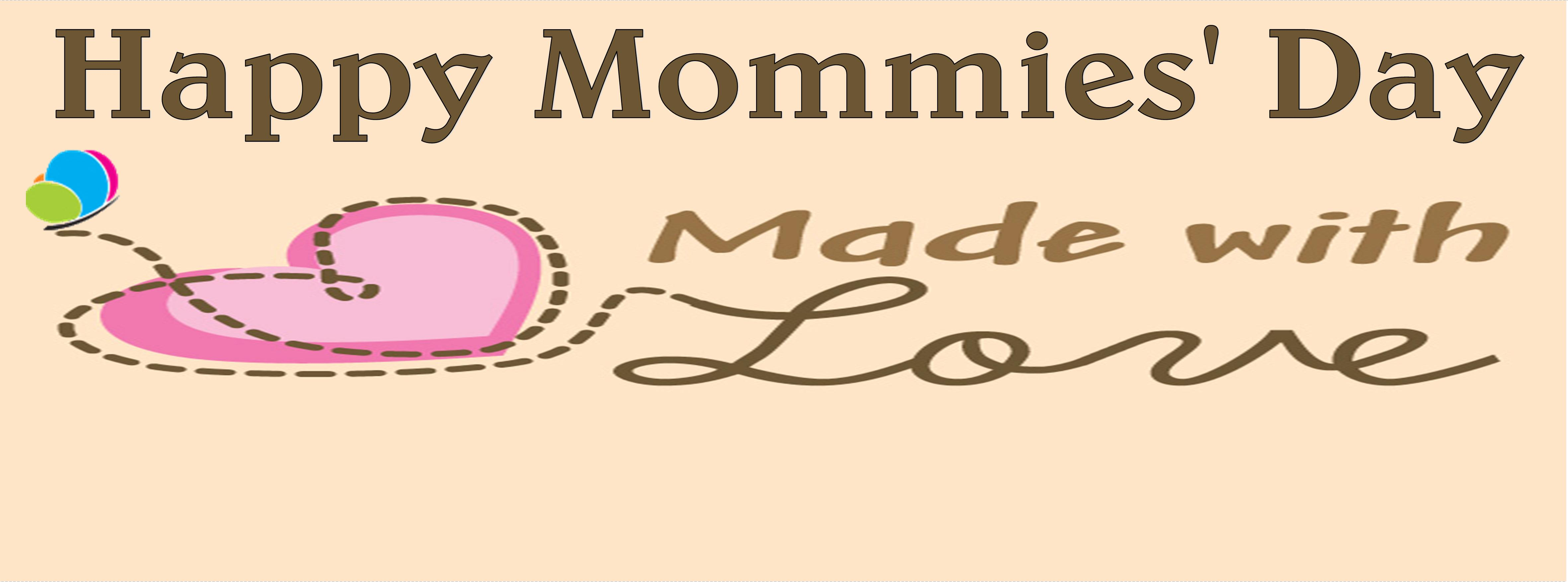 Happy Mommies Day Blue Team
