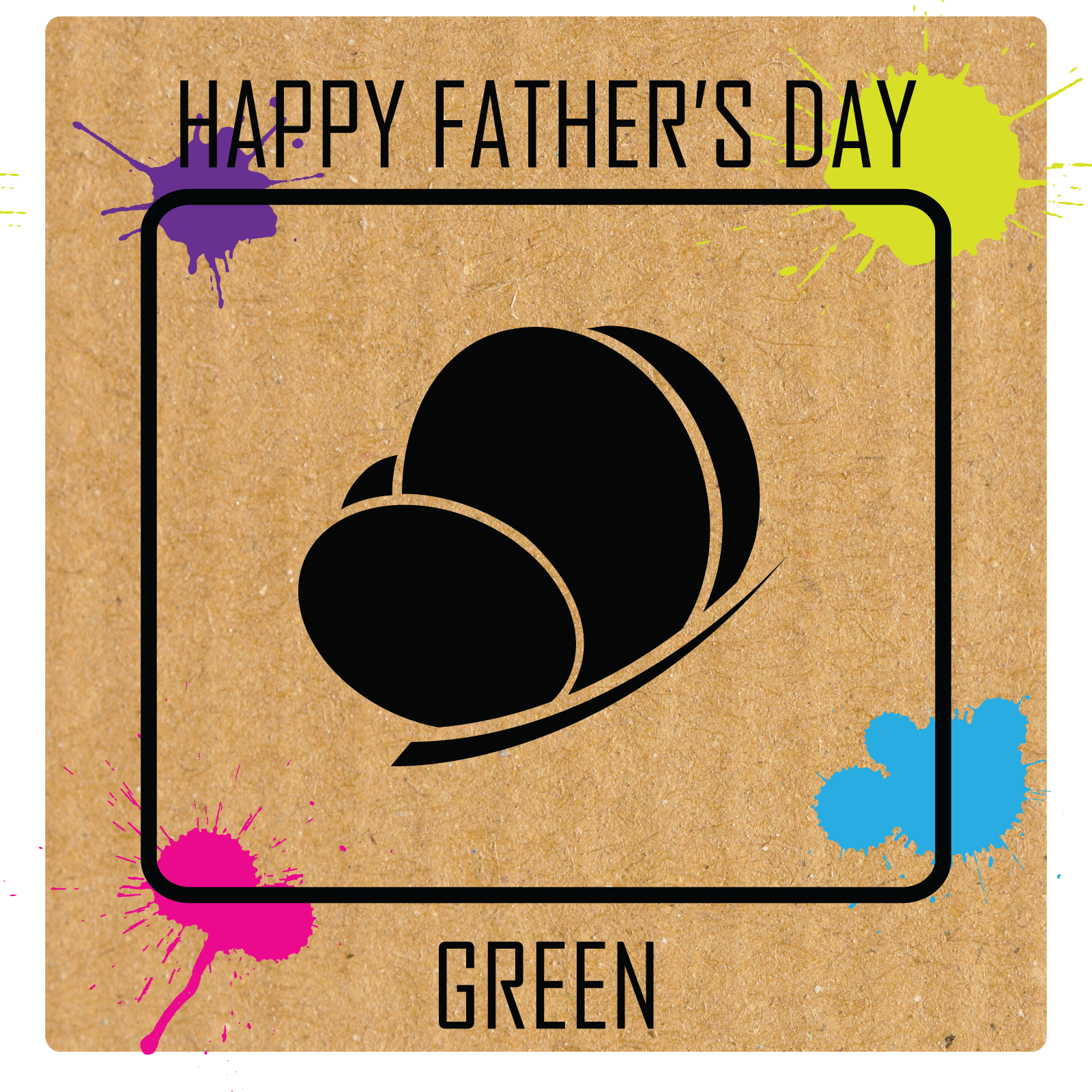 Father's Day Green 2018