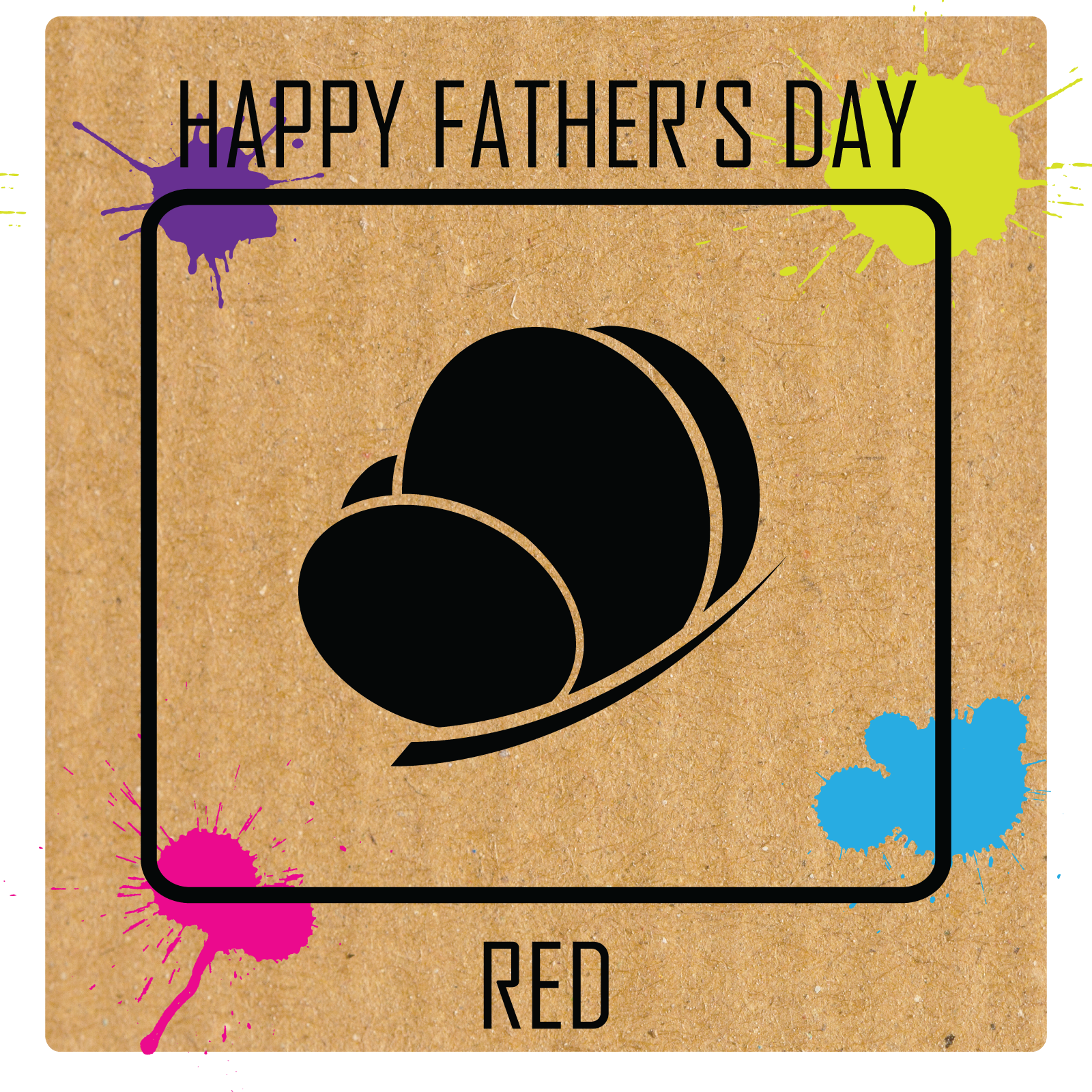 Father's Day Red 2018