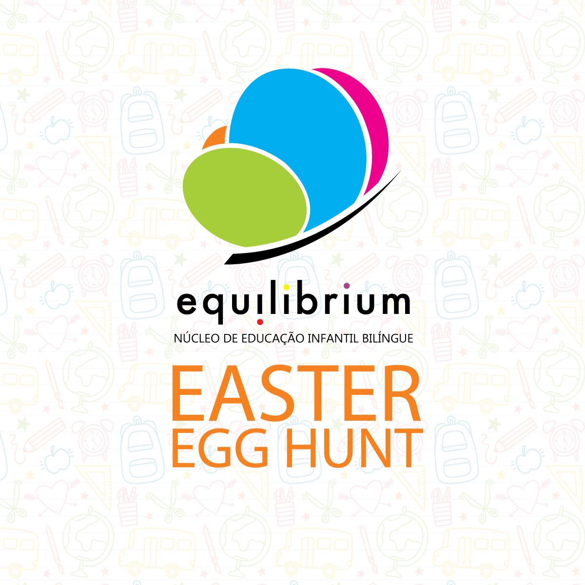 Easter Egg Hunt – Orange II/ 2019